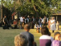 The story of the outlaw marshall