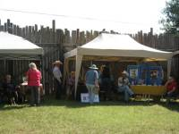 several people talking to the authors