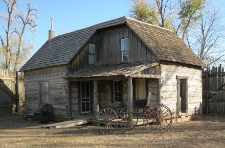 Smith Log Cabin
