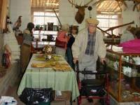 Refreshments and visitors