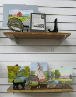 David Vollbracht display