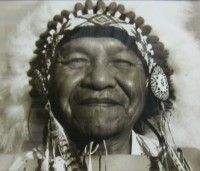 Chief Charlie Little Coyote